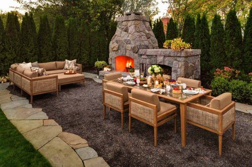 25+ Fabulous outdoor patio ideas to get ready for spring enjoyment