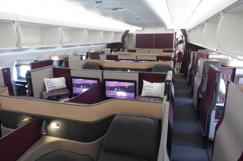 Great Qatar Airways Qsuites Fares From The USA | One Mile at a Time