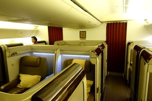 Garuda Indonesia Could Retire 777s, Cut First Class | One Mile at a Time