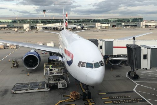 British Airways Ends Gatwick Short Haul Flights