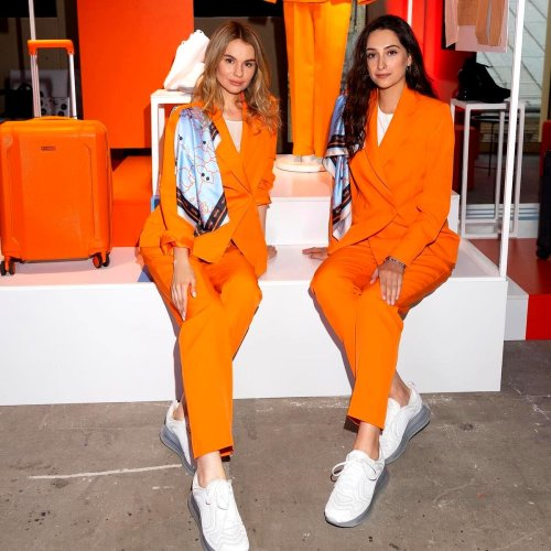 SkyUp Airlines Ukraine Unveils Fun, Casual Uniforms   One Mile at a Time