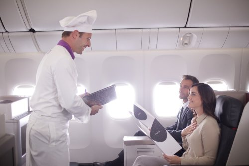 Turkish Airlines Brings Back Flying Chefs | One Mile at a Time