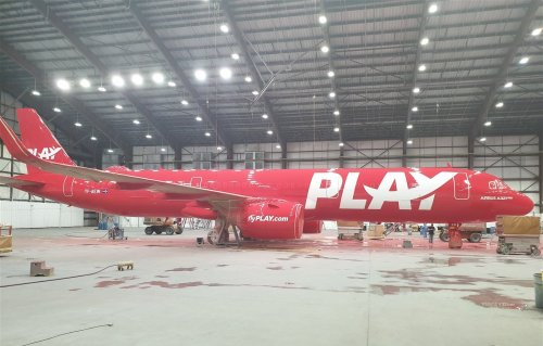 PLAY Reveals Bold Livery, Playful Uniforms | One Mile at a Time