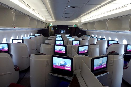 Qatar Airways' New Business Class Fare Families - One Mile at a Time