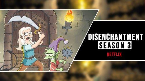 Watch Disenchantment Season 3 on Netflix: Cast & Voice Actor - Online Dayz