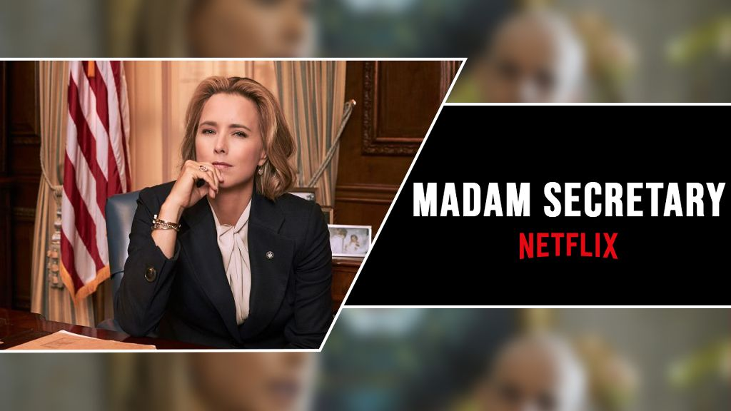 Madam Secretary Season 3 Streaming On Netflix - cover