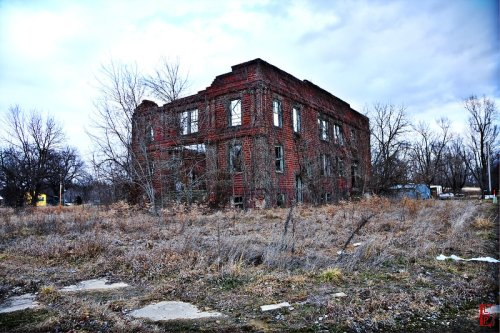 Once Described As The Most Important City In The Area, Neosho Falls Is Now A Ghost Town In Kansas