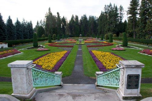 A Lush Oasis In Washington, Spokane's Manito Park Is A Peaceful Escape