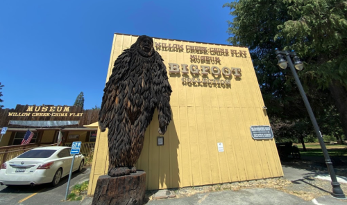 There's A Bigfoot Museum In Northern California And It's Full Of Fascinating Oddities, Artifacts, And More