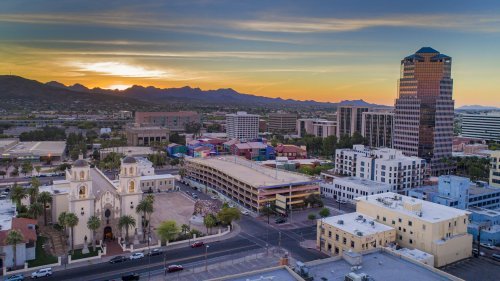 For The First Time Ever, Tucson, Arizona Made The Condé Nast Traveler Hot List