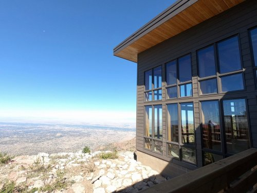 Enjoy A Mouthwatering Dinner 10,300 Feet Above Sea Level At Ten 3 in New Mexico