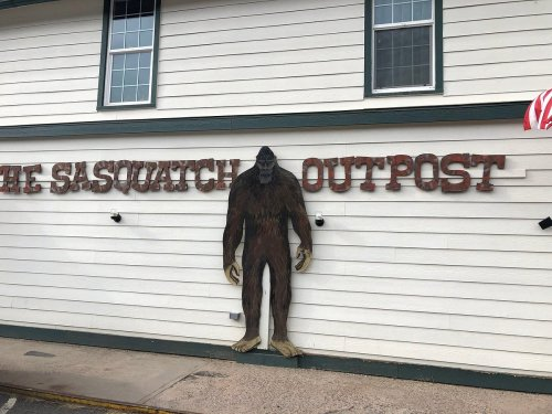 There's A Big Foot Museum In Colorado And It's Full Of Fascinating Oddities, Artifacts, And More