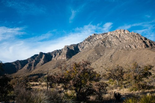 The Guadalupe Peak Texas Highpoint Trail Is The Single Most Dangerous Hike In All Of Texas