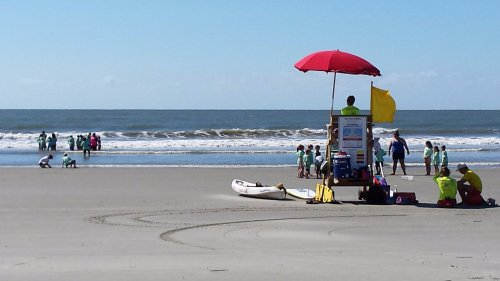 Head To These Less Populated Spots In South Carolina For A Wonderful Beach Day This Season