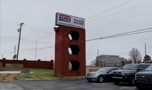 One Of Alabama's Weirdest Roadside Attractions Is Also The World's Largest Brick