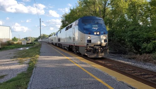 Ride The Amtrak Through The Wisconsin River Valley For Just $13