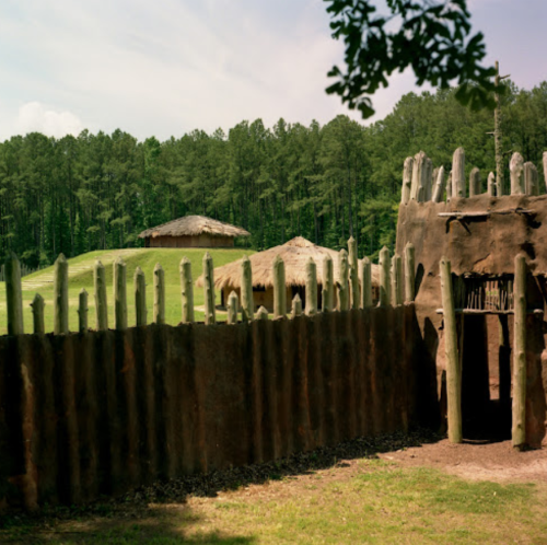 Visit The Ancient Native American Ceremonial Mound At Town Creek To See This One Of A Kind Site In North Carolina