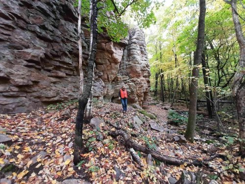 Hike Wisconsin's Spectacular Blue Hills, An Ancient Mountain Range You Might Have Never Heard Of