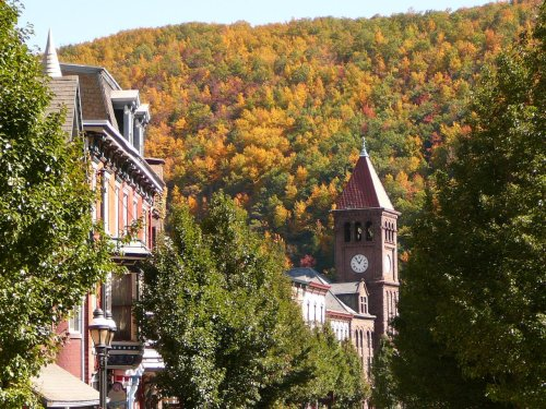 Escape To The Enchanting Small Town Of Jim Thorpe In Pennsylvania For A Colorful Autumn Getaway