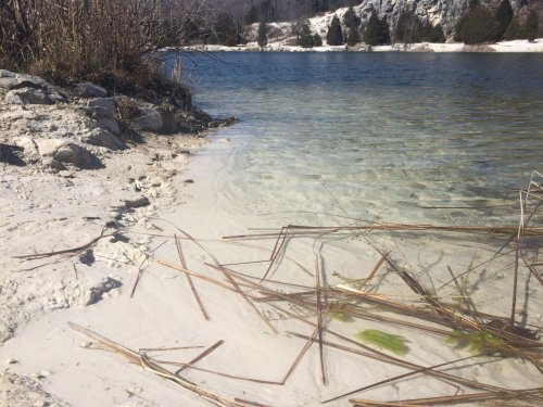 The Whitest, Most Pristine Sand In Missouri Is Found At The Underrated Klondike Park