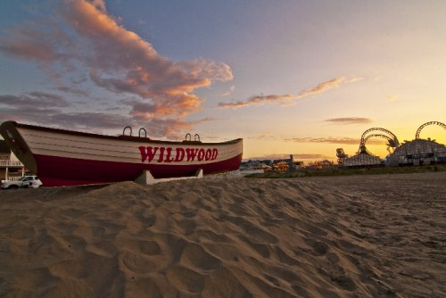 Put Away Your Wallet: These Are The Absolute Best Free Beaches In New Jersey
