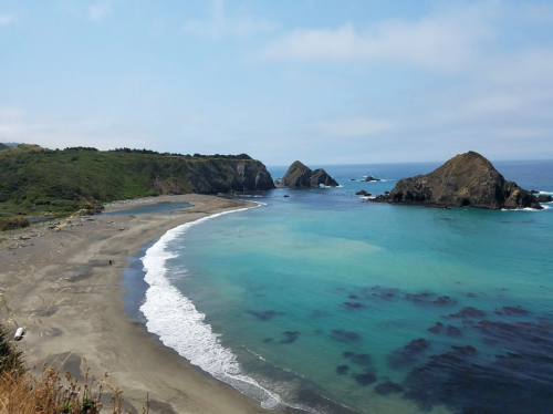 Greenwood State Beach In Northern California Will Make Your Summer Complete