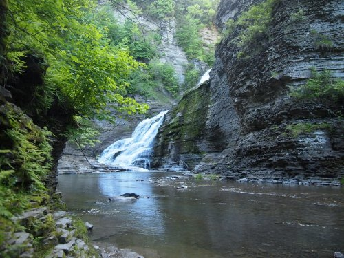 This Underrated State Park In New York Is Home To Twelve Waterfalls