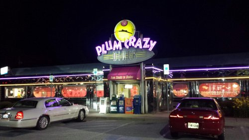 Plum Crazy Diner Is A 50s-Themed Diner In Maryland That's Fun And Delicious