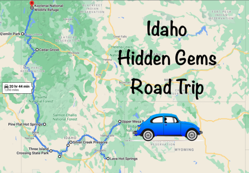 The Ultimate Idaho Hidden Gem Road Trip Will Take You To 10 Incredible Little-Known Spots In The State