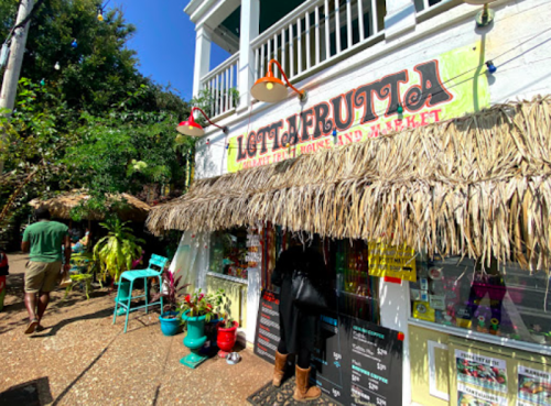 This Funky Fruit Shop In Georgia, LottaFrutta, Is Part-Fruit House, Part-Gourmet Market