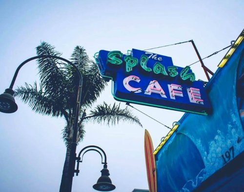 Splash Café In Southern California Claims To Have The World's Best Clam Chowder
