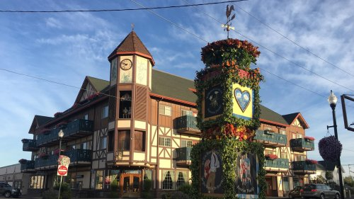 The Tiny Bavarian Town In Oregon That's The Perfect Day Trip Destination