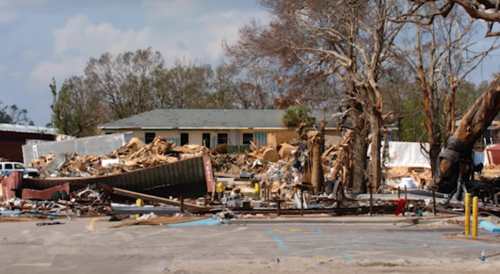 These Before And After Pics From Hurricane Katrina In Mississippi Show Just How Much The Coast Changed