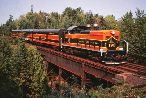 The North Shore Scenic Railroad Offers Some Of The Most Breathtaking Views In Minnesota
