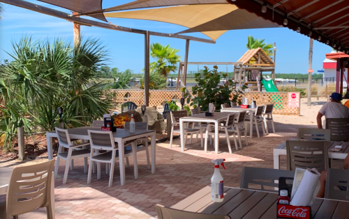 Enjoy Runway Views From This Airport-Adjacent Restaurant In Florida