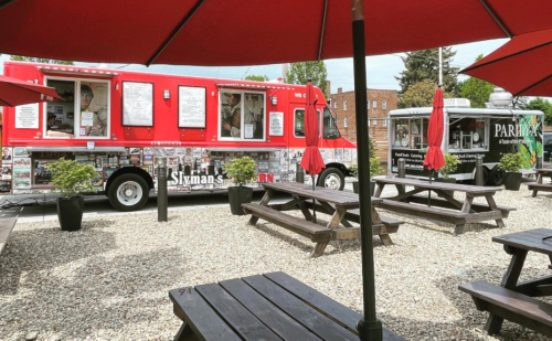 Lakewood Truck Park Features 12,000 Square Feet Of Greater Cleveland Foodie Paradise
