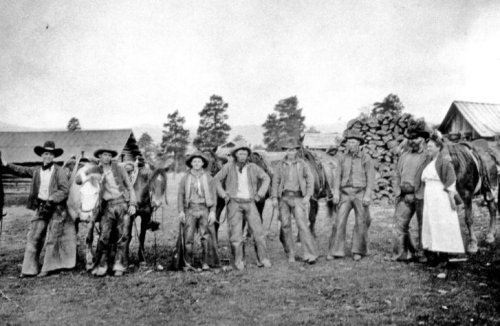 Colfax County, New Mexico Was One Of The Most Dangerous Places In The Nation In The 1870s