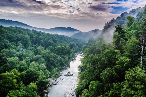 With Riverfront Campsites, A Zip Park, And Miles Of Hiking Trails, Explore Park Is A Virginia Outdoor Lover's Dream Come True