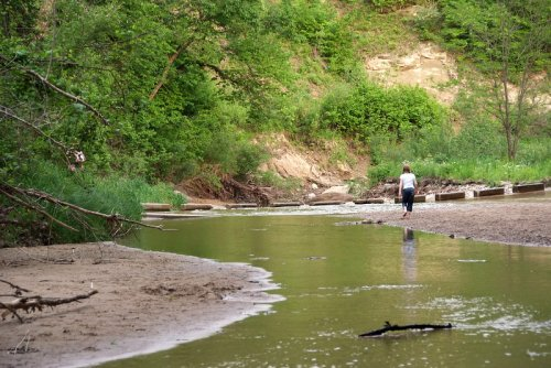 Take An Easy Loop Trail Past Some Of The Prettiest Scenery In Iowa On The Canyon Road and Table Rock Loop