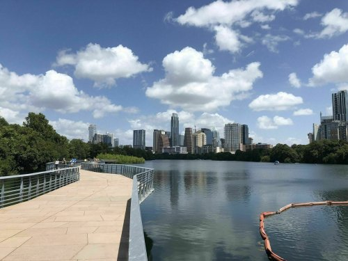 The Lady Bird Lake Trail Will Show You A Completely New Side Of Texas