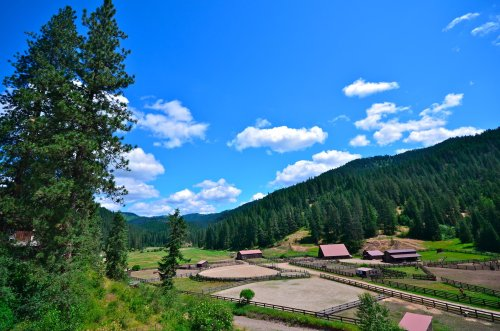 There's Always An Adventure To Be Had At Red Horse Mountain Ranch, An All-Inclusive Dude Ranch In Idaho