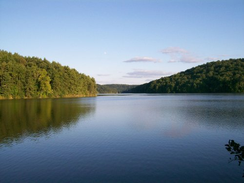 The Best Kayaking Lake In Ohio Is One You May Never Have Heard Of