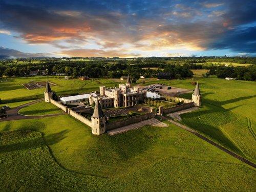 Incredible Castles Across America