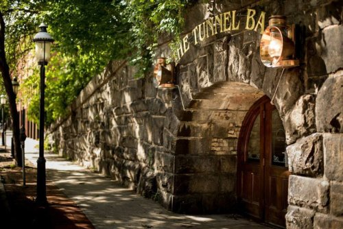 Tunnel Bar Is The Underground Cocktail Cave In Massachusetts You Have To Visit