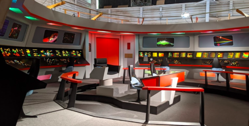 You Can Make All Of Your Star Trek Dreams Come True With A Visit To The Neutral Zone In Georgia