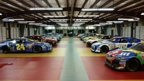 Take The Wheel, Melt Your Face In A Real Race Car At The Iowa Speedway