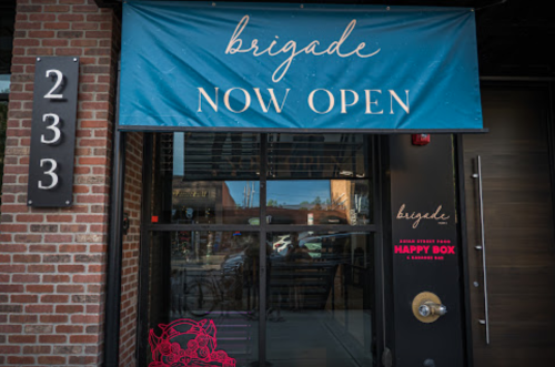 Fall In Love With French Food Right Here In Montana At Brigade