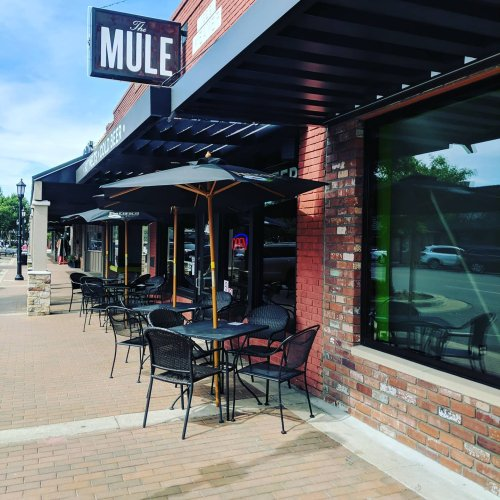 For The Best Grilled Cheese And Hot Melts, Head To The Mule In Oklahoma