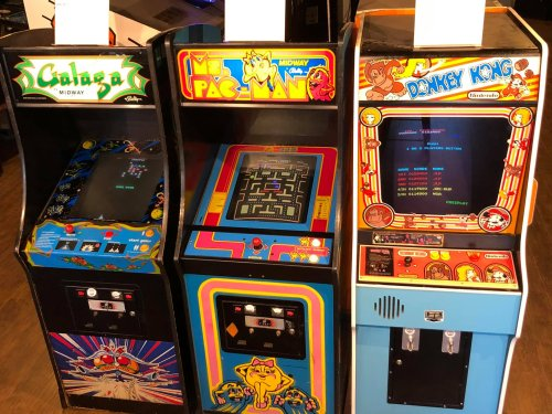 The Upstate Pinball And Arcade Museum In South Carolina With 50-Plus Vintage Games Will Bring Out Your Inner Child