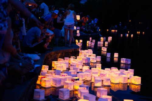 The Upcoming Water Lantern Festival In Idaho Will Be The Highlight Of Your Summer